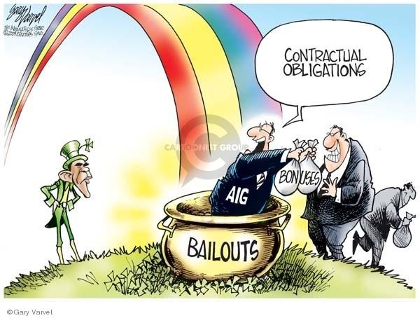 Cartoonist Gary Varvel  Gary Varvel's Editorial Cartoons 2009-03-17 Barack Obama