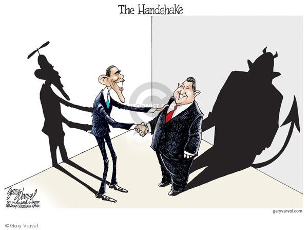 Gary Varvel  Gary Varvel's Editorial Cartoons 2009-04-21 policy