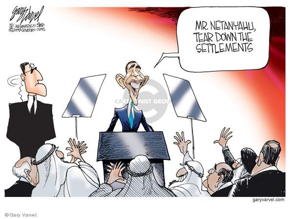 Cartoonist Gary Varvel  Gary Varvel's Editorial Cartoons 2009-06-05 Prime Minister