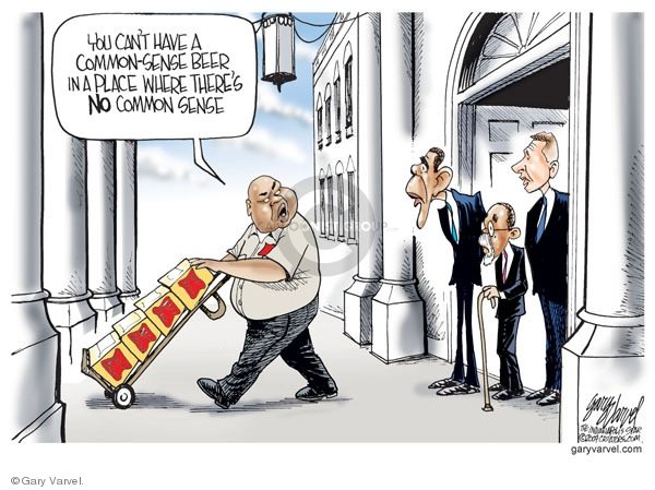 Gary Varvel  Gary Varvel's Editorial Cartoons 2009-07-29 racism