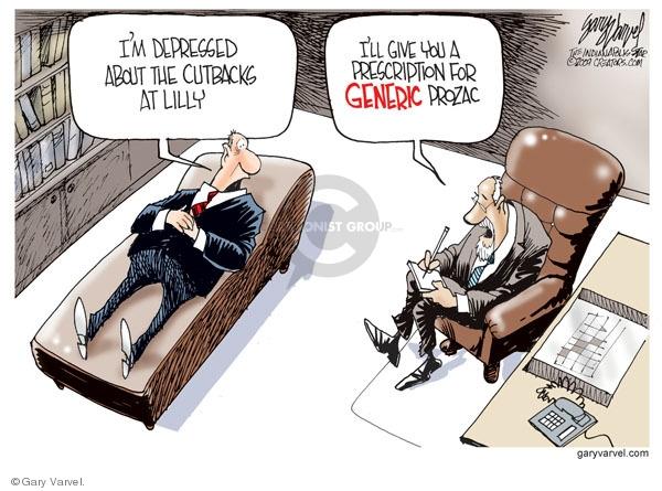 Gary Varvel  Gary Varvel's Editorial Cartoons 2009-09-15 medication