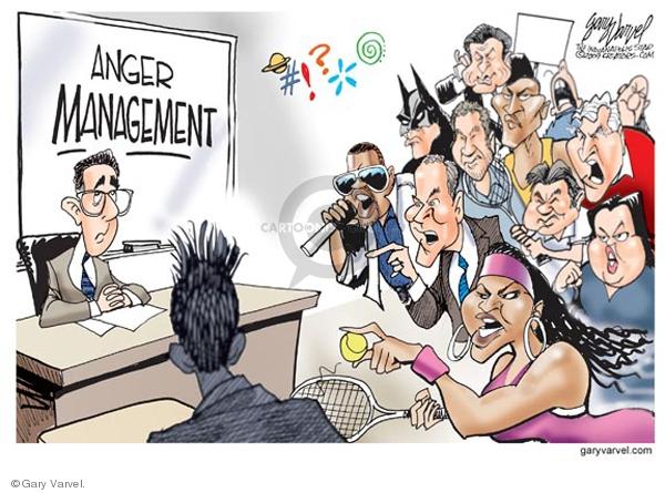 Cartoonist Gary Varvel  Gary Varvel's Editorial Cartoons 2009-09-16 social