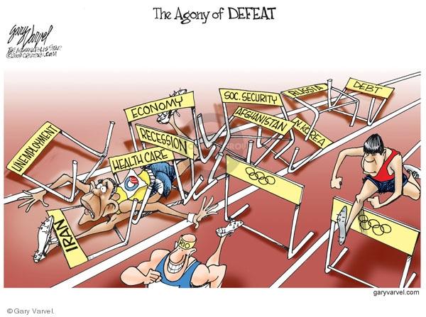 Gary Varvel  Gary Varvel's Editorial Cartoons 2009-10-05 2018 Olympics