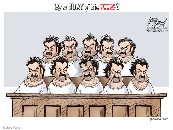 Cartoonist Gary Varvel  Gary Varvel's Editorial Cartoons 2009-11-16 amendment