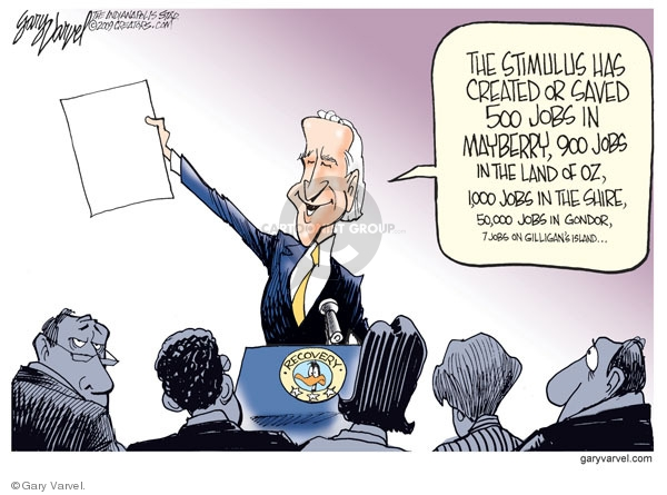 Gary Varvel  Gary Varvel's Editorial Cartoons 2009-11-19 Joe Biden