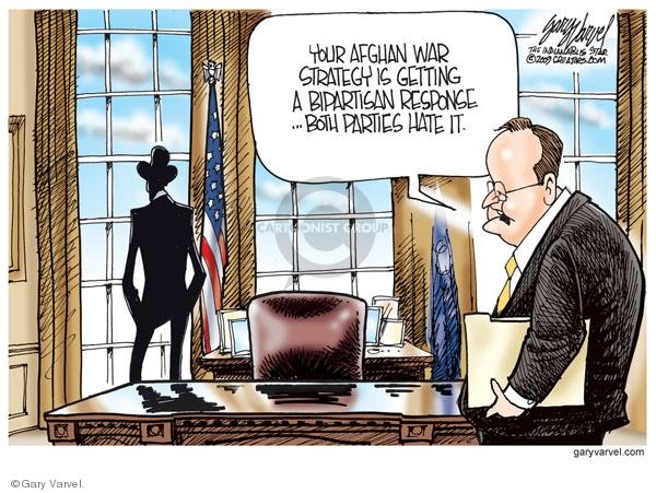 Cartoonist Gary Varvel  Gary Varvel's Editorial Cartoons 2009-12-03 Congress