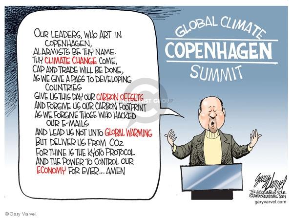 Cartoonist Gary Varvel  Gary Varvel's Editorial Cartoons 2009-12-14 name