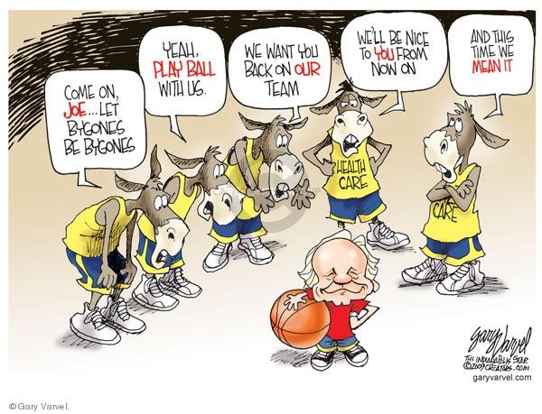 Cartoonist Gary Varvel  Gary Varvel's Editorial Cartoons 2009-12-16 Congress