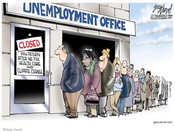 Gary Varvel  Gary Varvel's Editorial Cartoons 2009-12-20 global economy