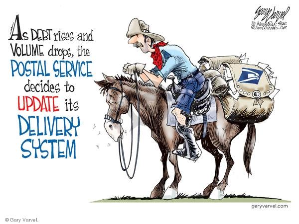 Cartoonist Gary Varvel  Gary Varvel's Editorial Cartoons 2010-03-03 post