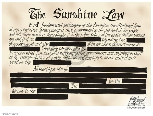 Gary Varvel  Gary Varvel's Editorial Cartoons 2010-03-15 policy