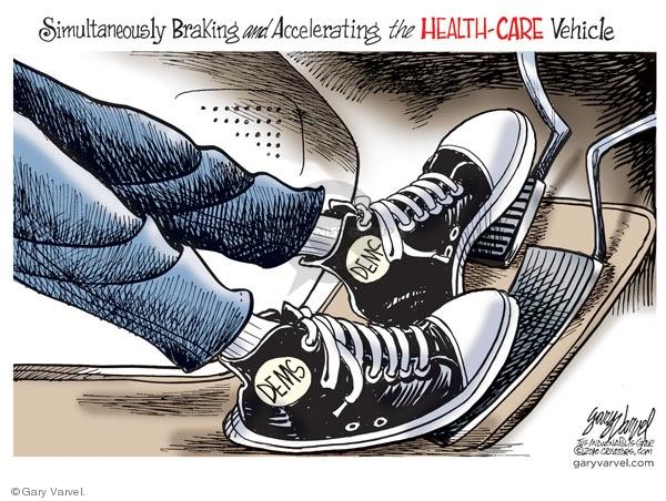 Gary Varvel  Gary Varvel's Editorial Cartoons 2010-03-17 safety