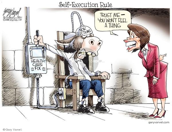 Cartoonist Gary Varvel  Gary Varvel's Editorial Cartoons 2010-03-18 house
