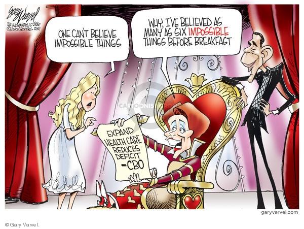 Cartoonist Gary Varvel  Gary Varvel's Editorial Cartoons 2010-03-21 budget