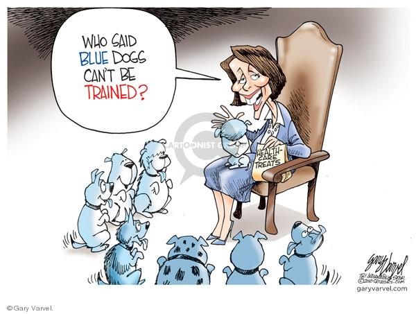 Cartoonist Gary Varvel  Gary Varvel's Editorial Cartoons 2010-03-23 house