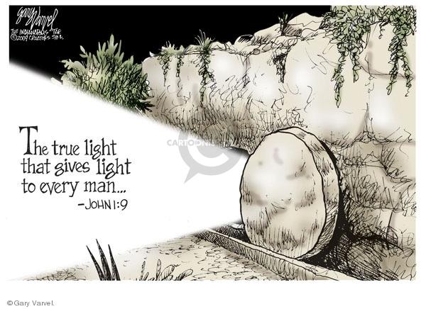Cartoonist Gary Varvel  Gary Varvel's Editorial Cartoons 2010-04-04 light