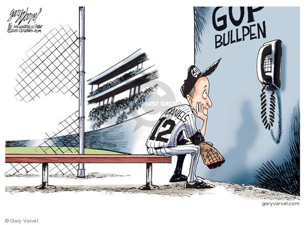 Gary Varvel  Gary Varvel's Editorial Cartoons 2010-04-06 republican party