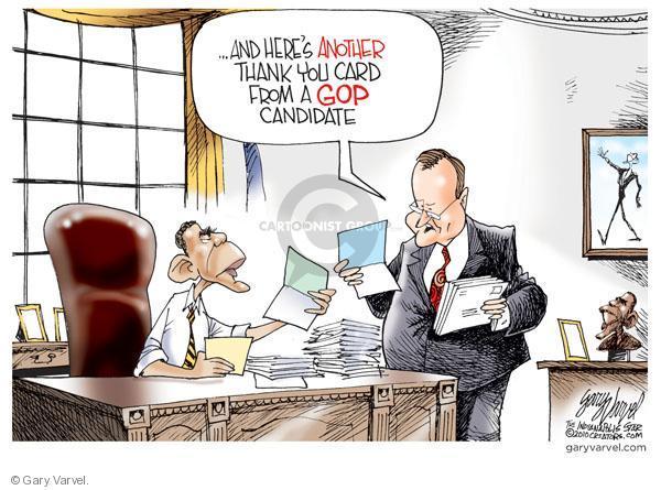Gary Varvel  Gary Varvel's Editorial Cartoons 2010-04-18 policy