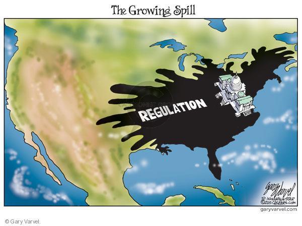 Cartoonist Gary Varvel  Gary Varvel's Editorial Cartoons 2010-04-30 congressional oversight