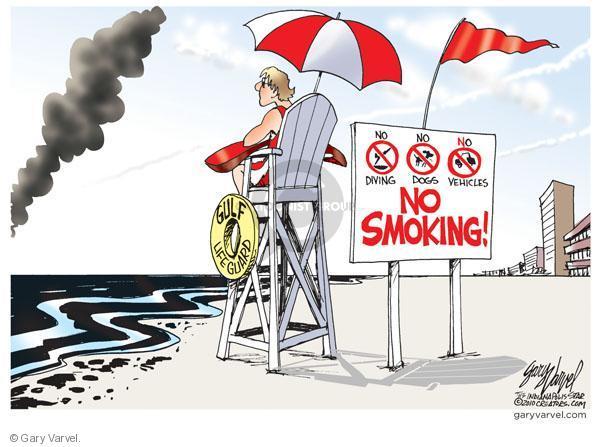 Gary Varvel  Gary Varvel's Editorial Cartoons 2010-05-05 environment