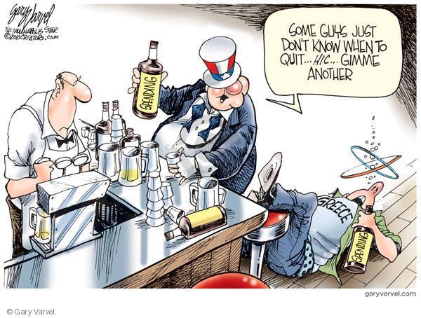 Cartoonist Gary Varvel  Gary Varvel's Editorial Cartoons 2010-05-16 don't