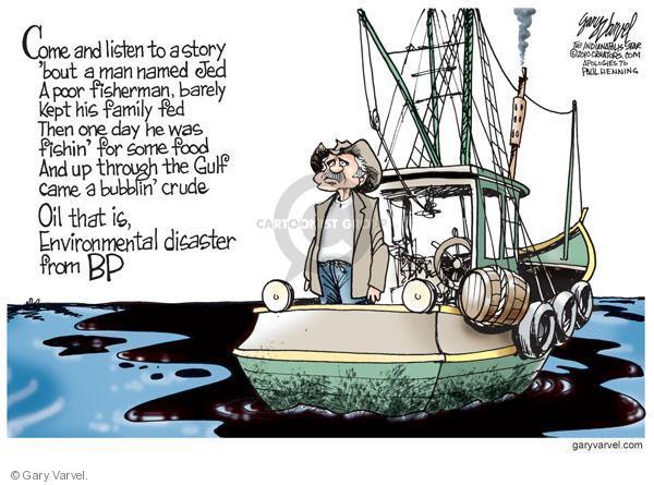 Gary Varvel  Gary Varvel's Editorial Cartoons 2010-05-25 environment