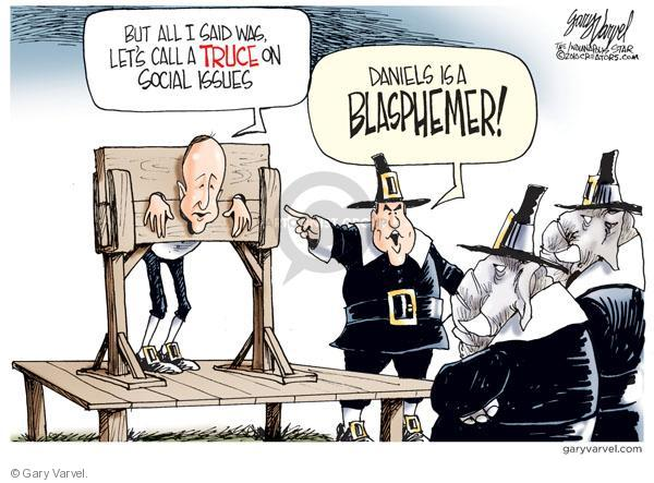 Gary Varvel  Gary Varvel's Editorial Cartoons 2010-06-16 republican party