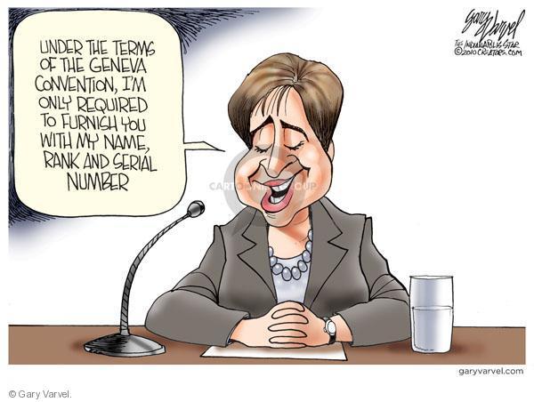 Gary Varvel  Gary Varvel's Editorial Cartoons 2010-07-01 number