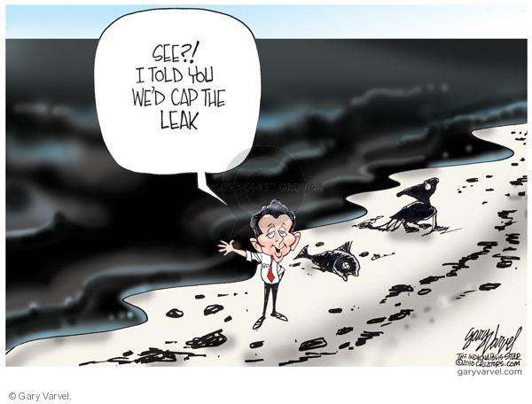 Gary Varvel  Gary Varvel's Editorial Cartoons 2010-07-16 environment
