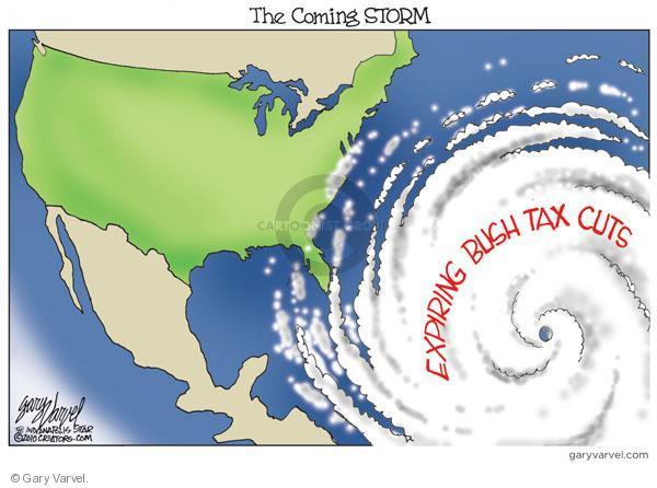 Cartoonist Gary Varvel  Gary Varvel's Editorial Cartoons 2010-07-29 George W. Bush