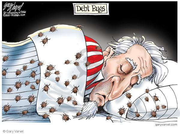 Cartoonist Gary Varvel  Gary Varvel's Editorial Cartoons 2010-09-04 economy