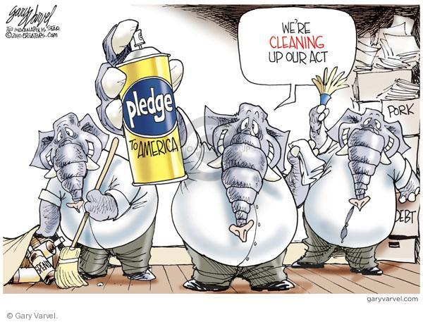 Gary Varvel  Gary Varvel's Editorial Cartoons 2010-09-26 policy