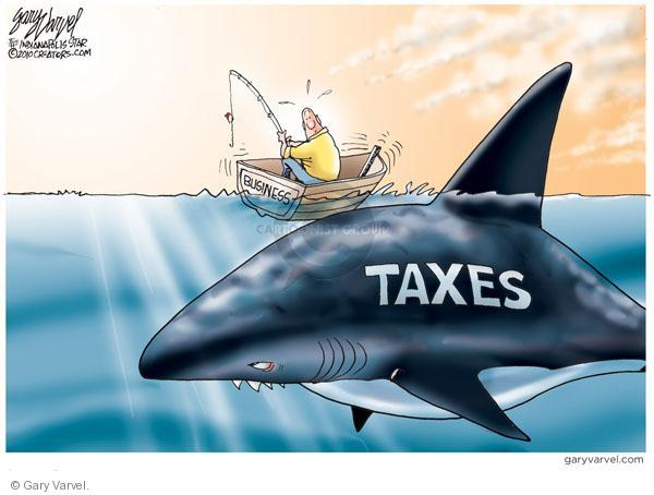 Cartoonist Gary Varvel  Gary Varvel's Editorial Cartoons 2010-10-06 economy