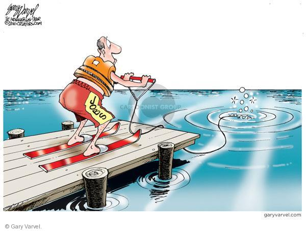 Cartoonist Gary Varvel  Gary Varvel's Editorial Cartoons 2010-10-10 economy