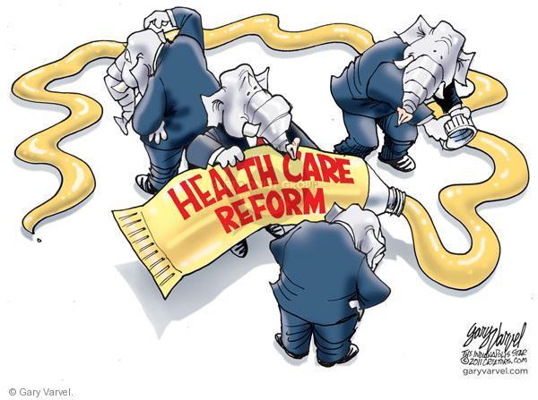 Cartoonist Gary Varvel  Gary Varvel's Editorial Cartoons 2011-01-15 put