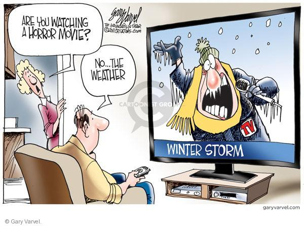 Cartoonist Gary Varvel  Gary Varvel's Editorial Cartoons 2011-02-01 winter storm