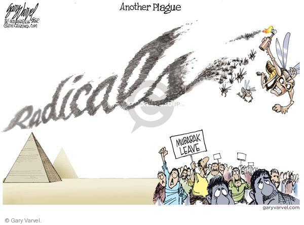 Gary Varvel  Gary Varvel's Editorial Cartoons 2011-02-06 Egypt