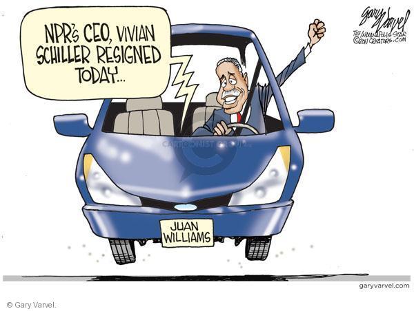 Cartoonist Gary Varvel  Gary Varvel's Editorial Cartoons 2011-03-10 officer