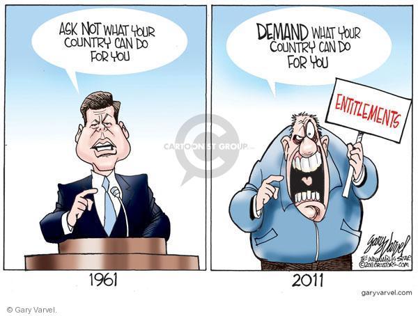 Gary Varvel  Gary Varvel's Editorial Cartoons 2011-03-11 2011