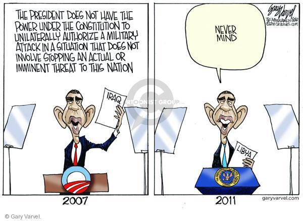 Gary Varvel  Gary Varvel's Editorial Cartoons 2011-03-23 2007