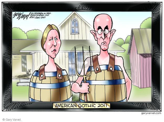 Gary Varvel  Gary Varvel's Editorial Cartoons 2011-05-01 poverty