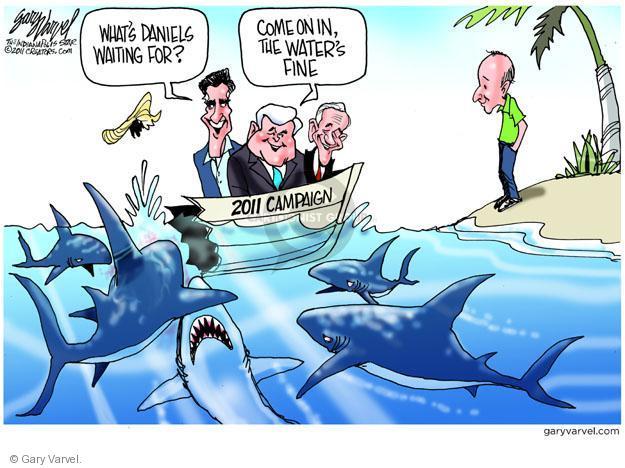 Gary Varvel  Gary Varvel's Editorial Cartoons 2011-05-15 2011