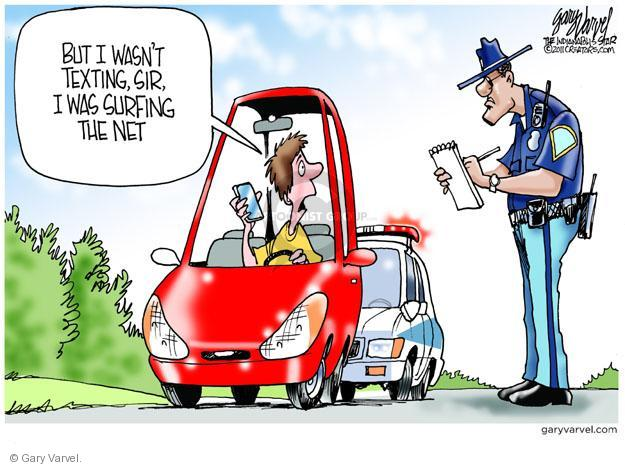 Cartoonist Gary Varvel  Gary Varvel's Editorial Cartoons 2011-07-03 officer