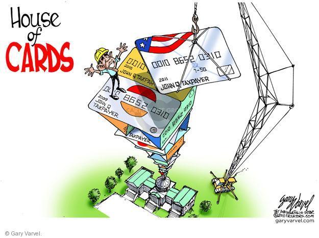 Cartoonist Gary Varvel  Gary Varvel's Editorial Cartoons 2011-07-14 John