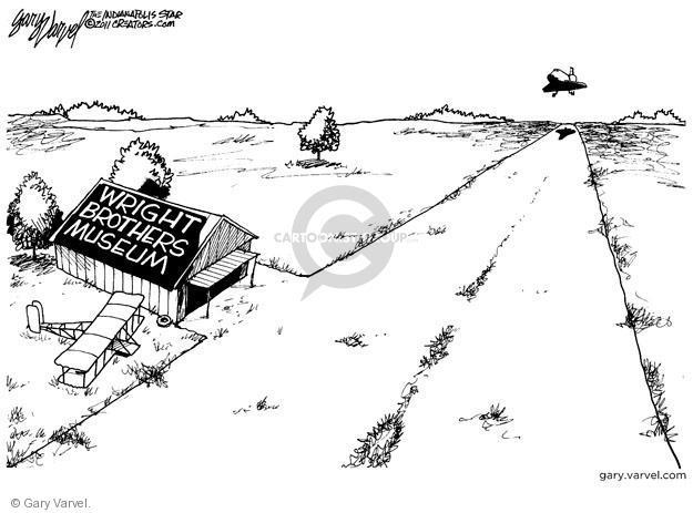 Cartoonist Gary Varvel  Gary Varvel's Editorial Cartoons 2011-07-22 history