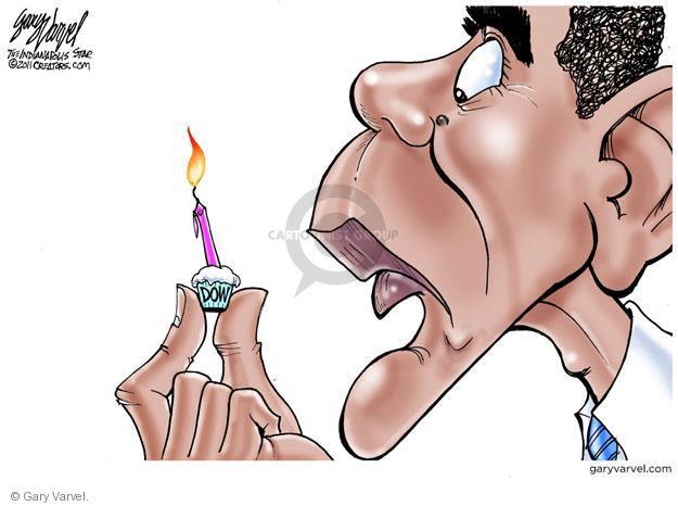 Cartoonist Gary Varvel  Gary Varvel's Editorial Cartoons 2011-08-05 investment