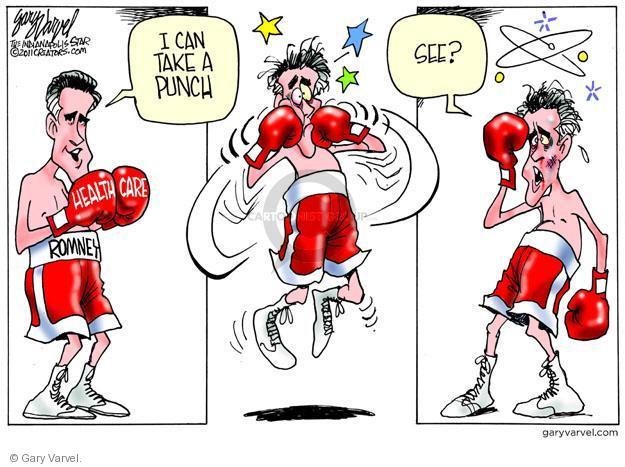 Cartoonist Gary Varvel  Gary Varvel's Editorial Cartoons 2011-09-09 box
