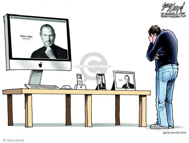 Gary Varvel  Gary Varvel's Editorial Cartoons 2011-10-07 1955
