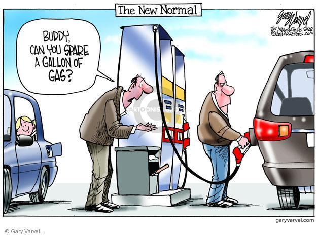 Gary Varvel  Gary Varvel's Editorial Cartoons 2011-10-18 economic recession