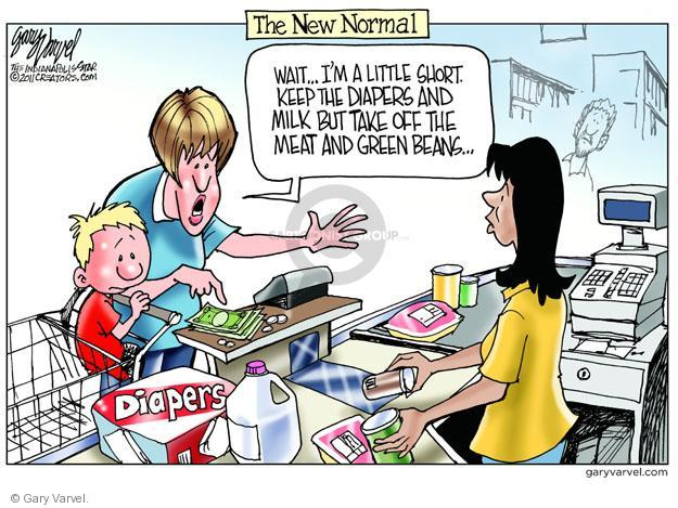 Cartoonist Gary Varvel  Gary Varvel's Editorial Cartoons 2011-10-26 recession